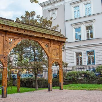 Brama Seklerska w Tarnowie