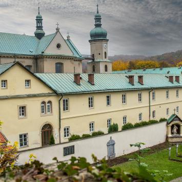 Sanktuarium w Czernej