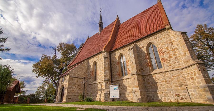 Kościół Św. Małgorzaty w Dębnie - zdjęcie
