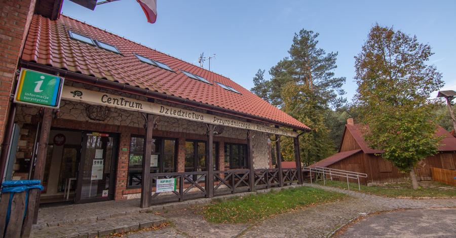 Centrum Dziedzictwa Przyrodniczego i Kulturowego Jury - zdjęcie