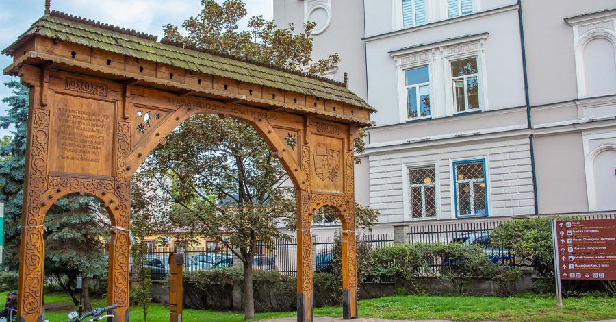 Brama Seklerska w Tarnowie - zdjęcie