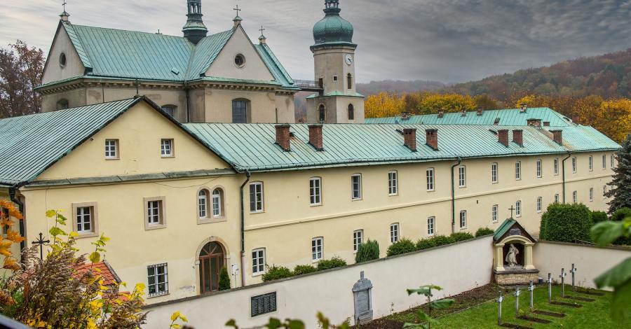 Sanktuarium w Czernej - zdjęcie