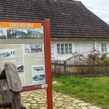 Chata Kocjana w Rabsztynie