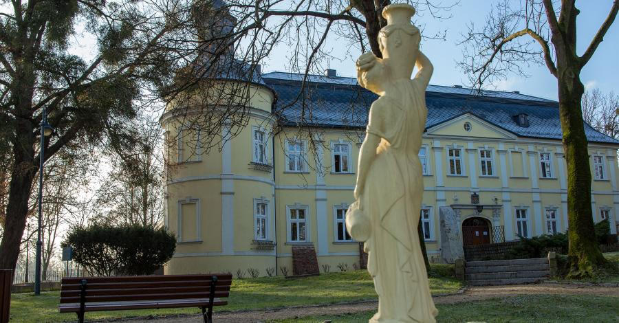 Zamek w Chałupkach - zdjęcie