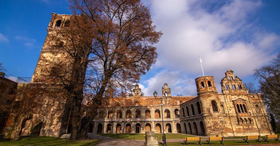 Zamek w Tworkowie - zdjęcie