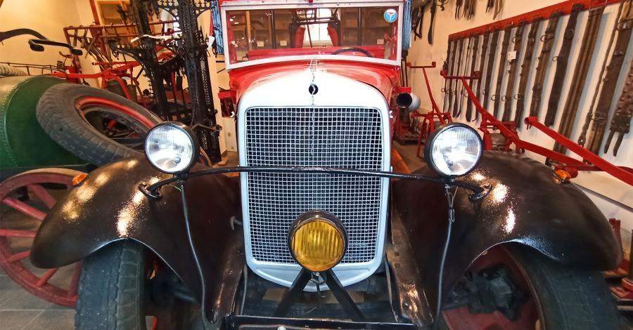 Muzeum Pożarnictwa Ziemi Olkuskiej - zdjęcie