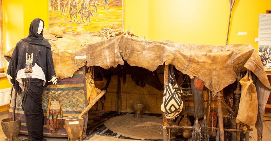 Muzeum Afrykanistyczne w Olkuszu - zdjęcie