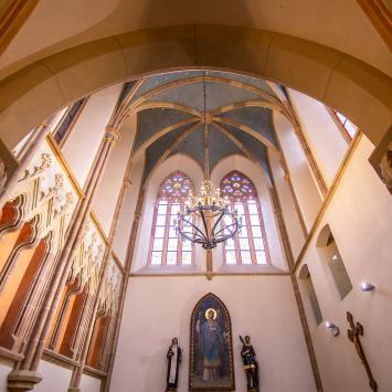 Kaplica zamkowa w Raciborzu
