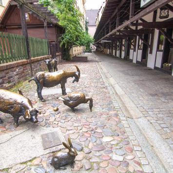 Pomnik Pamięci Zwierząt Rzeźnych we Wrocławiu