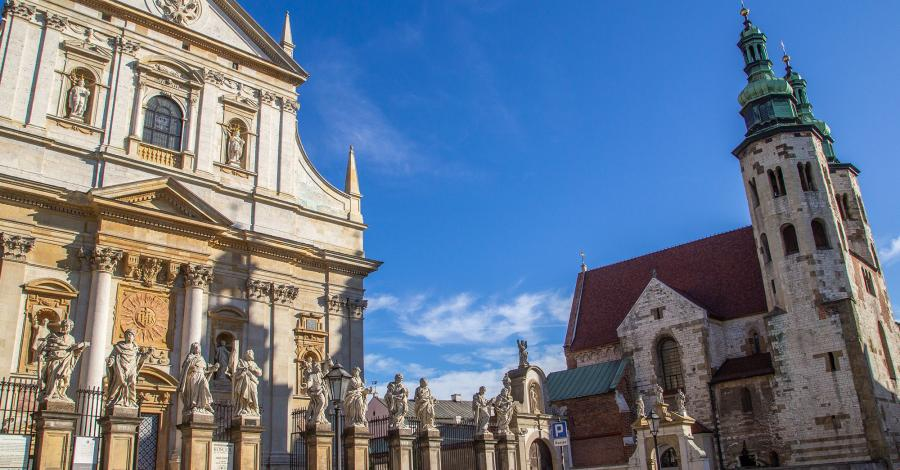 Ulica Grodzka w Krakowie - zdjęcie
