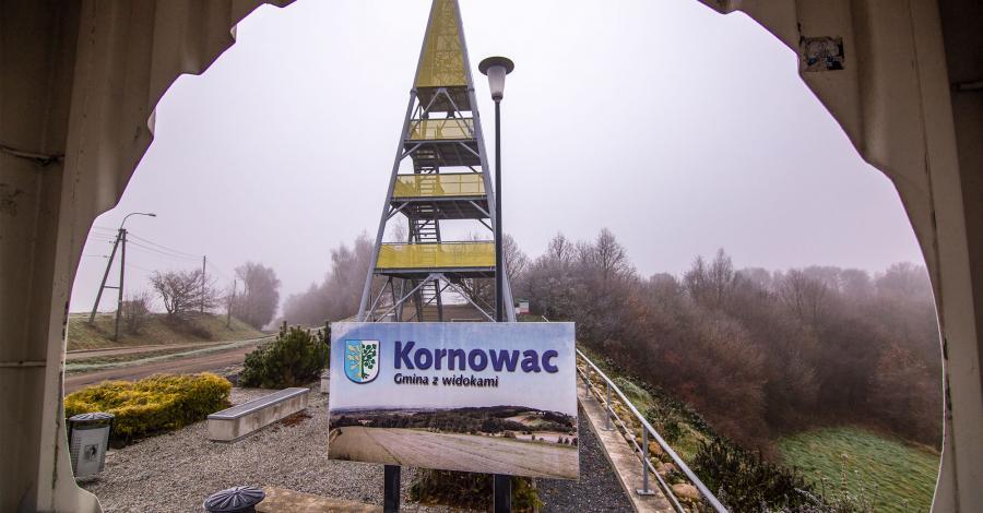 Wieża widokowa w Pogrzebieniu - zdjęcie