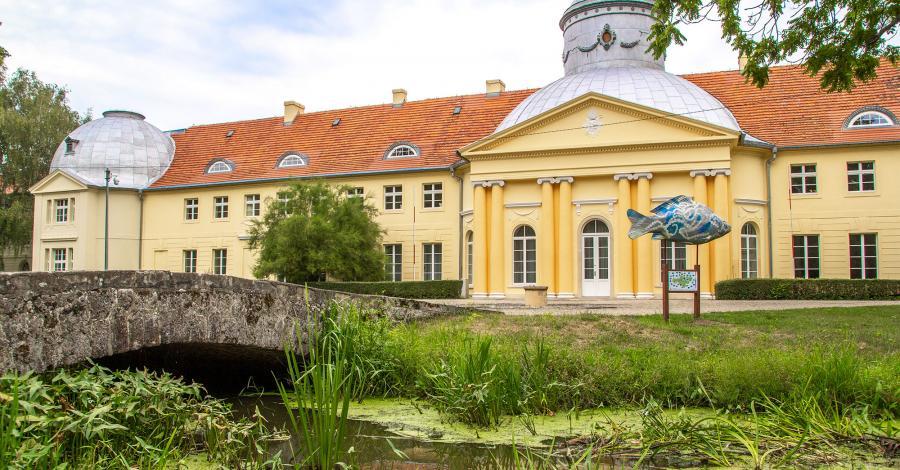 Pałac w Miliczu - zdjęcie