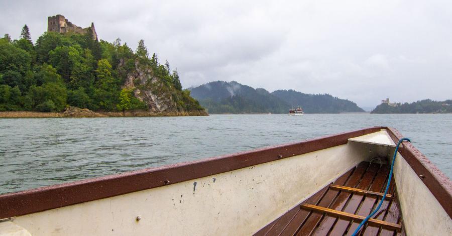 Rejsy po Jeziorze Czorsztyńskim - zdjęcie