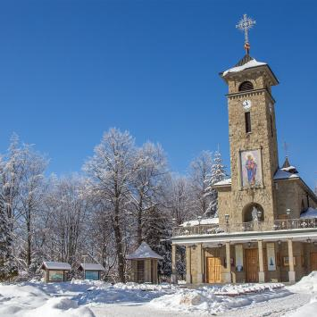 Sanktuarium na Górce w Szczyrku