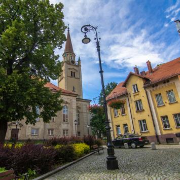 Kościół ewangelicki w Wałbrzychu