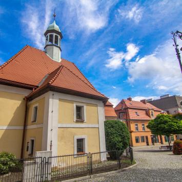 Kościół MB Bolesnej w Wałbrzychu