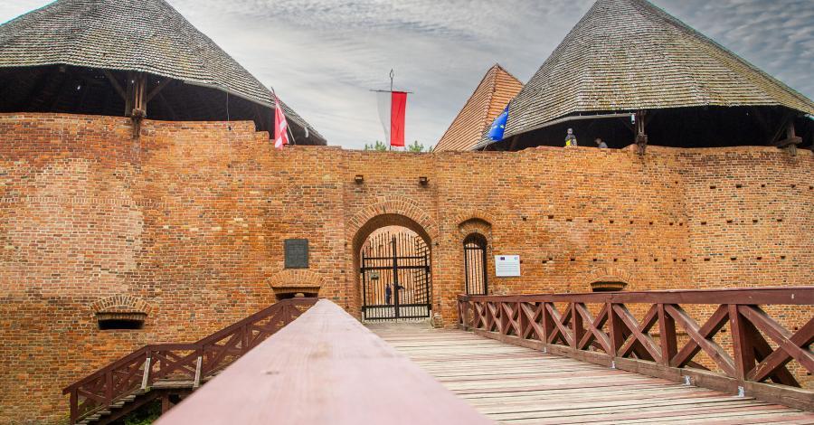 Zamek w Międzyrzeczu - zdjęcie