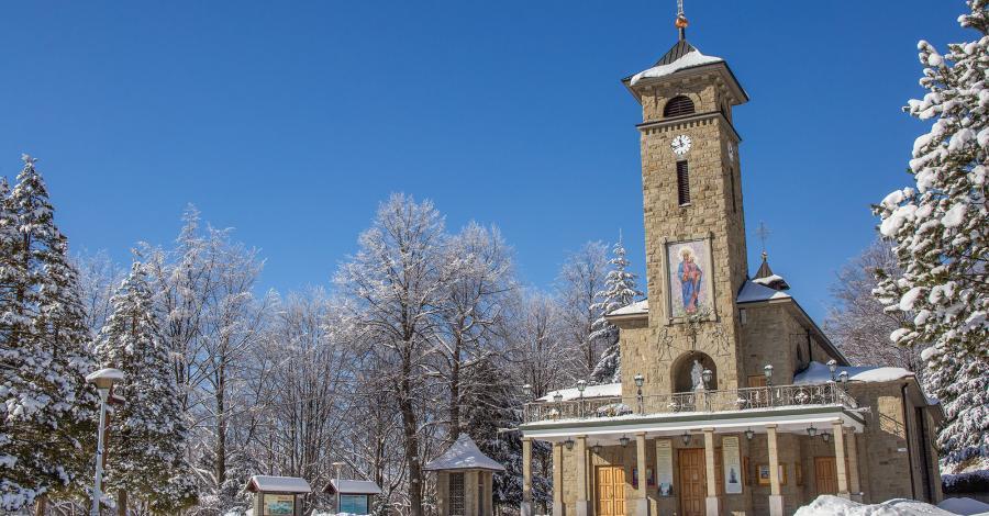 Sanktuarium na Górce w Szczyrku - zdjęcie