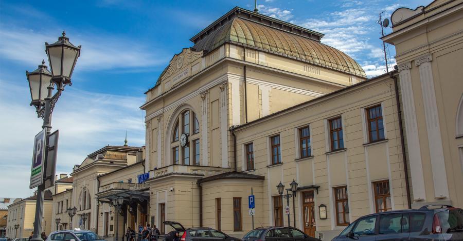 Dworzec w Tarnowie - zdjęcie
