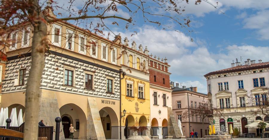 Rynek w Tarnowie - zdjęcie