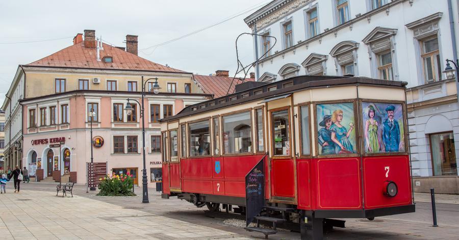 Cafe Tramwaj w Tarnowie - zdjęcie