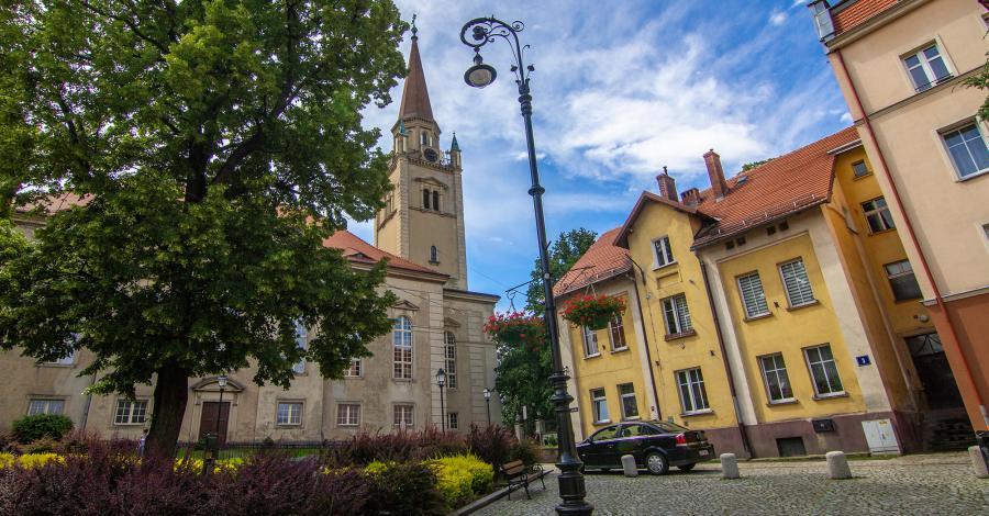 Kościół ewangelicki w Wałbrzychu - zdjęcie