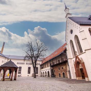 Zamek w Raciborzu