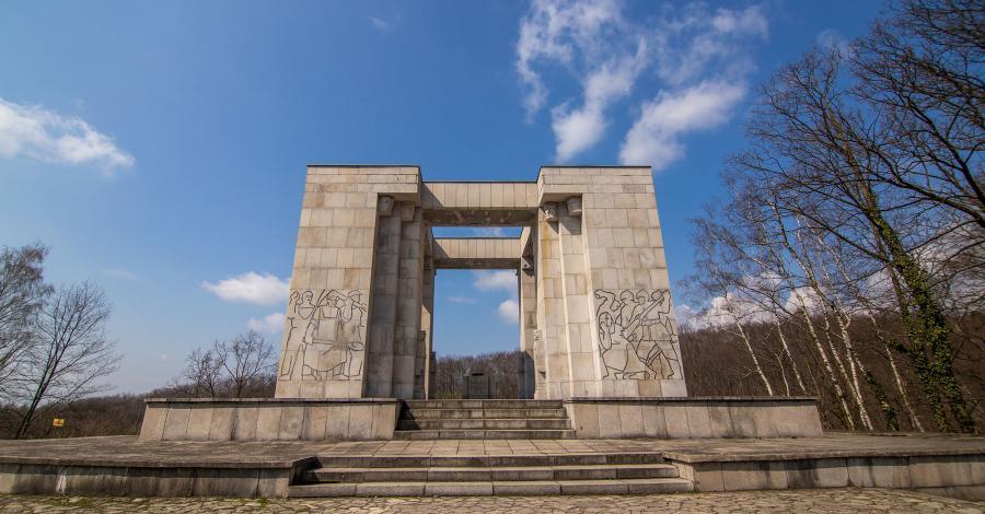 Pomnik Czynu Powstańczego na Górze Św. Anny - zdjęcie