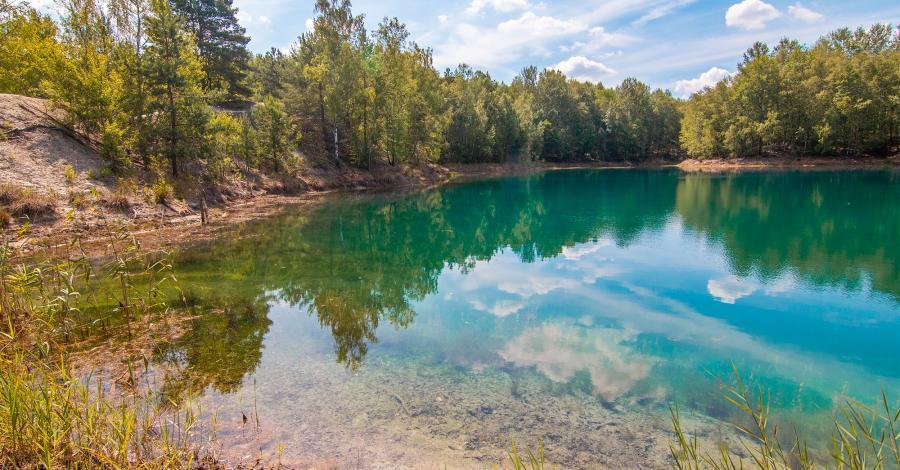 Kolorowe Jeziorka Mużaków - zdjęcie
