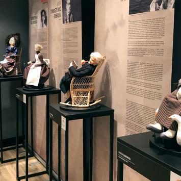 Muzeum Domków Lalek, Gier i Zabawek w Warszawie