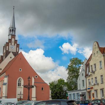 Kościół Wniebowzięcia NMP w Niemodlinie