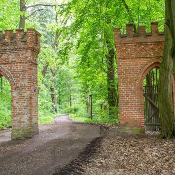 Brama Niemodlińska w Lipnie
