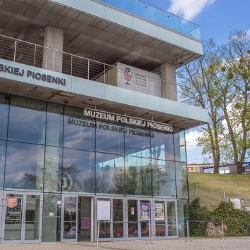 Muzeum Piosenki Polskiej w Opolu