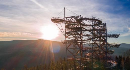 Buduje się Sky Walk w Świeradowie - zdjęcie