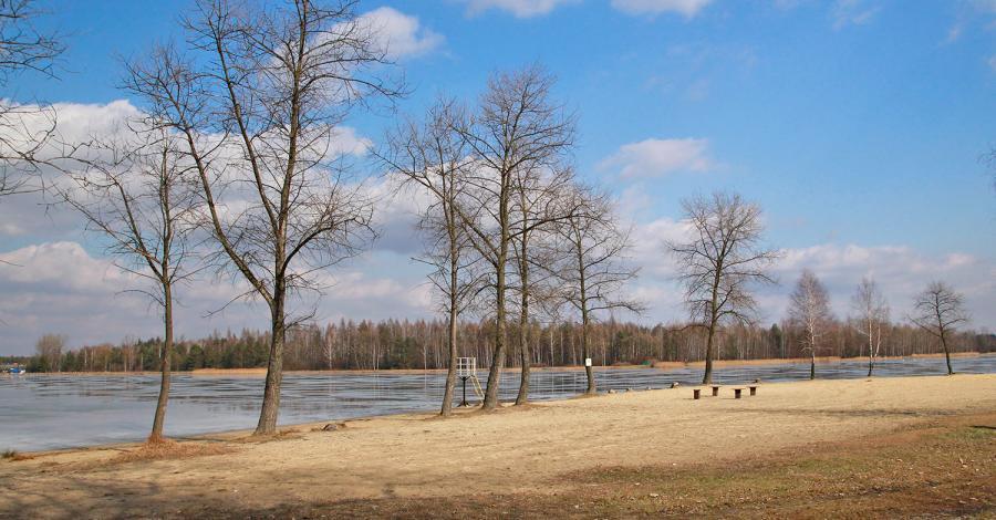 Zalew Sosina w Jaworznie - zdjęcie