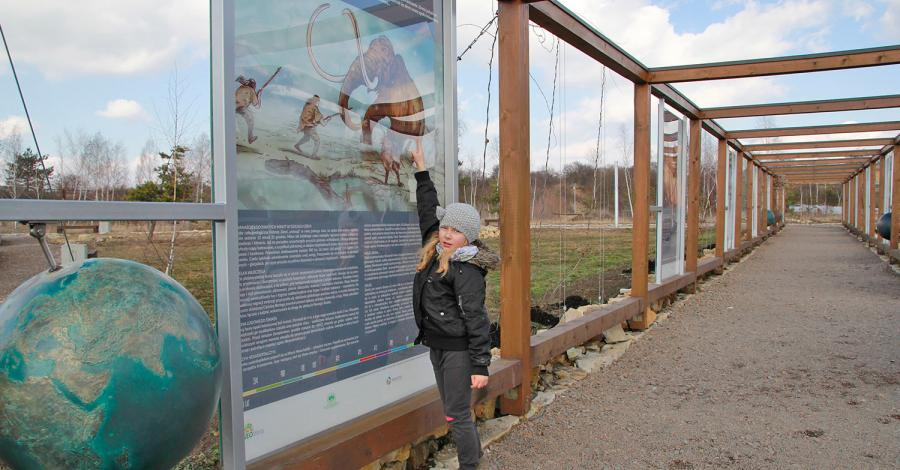 Geosfera w Jaworznie - zdjęcie