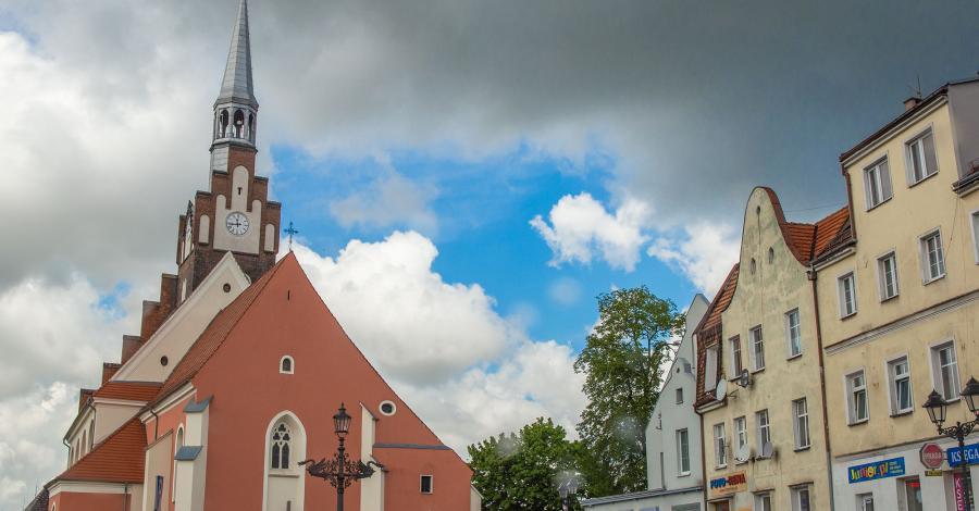 Kościół Wniebowzięcia NMP w Niemodlinie - zdjęcie