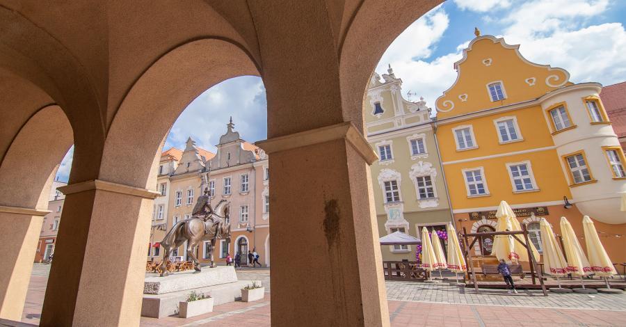 Rynek w Opolu - zdjęcie