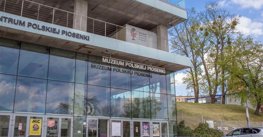 Muzeum Piosenki Polskiej w Opolu - zdjęcie