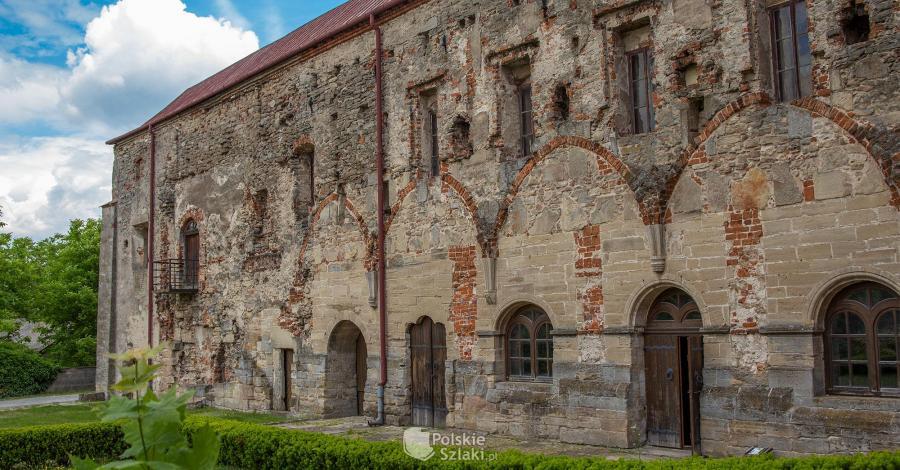 Klasztor w Koprzywnicy - zdjęcie