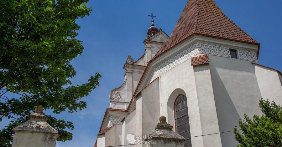Kościół Św. Jacka w Klimontowie - zdjęcie