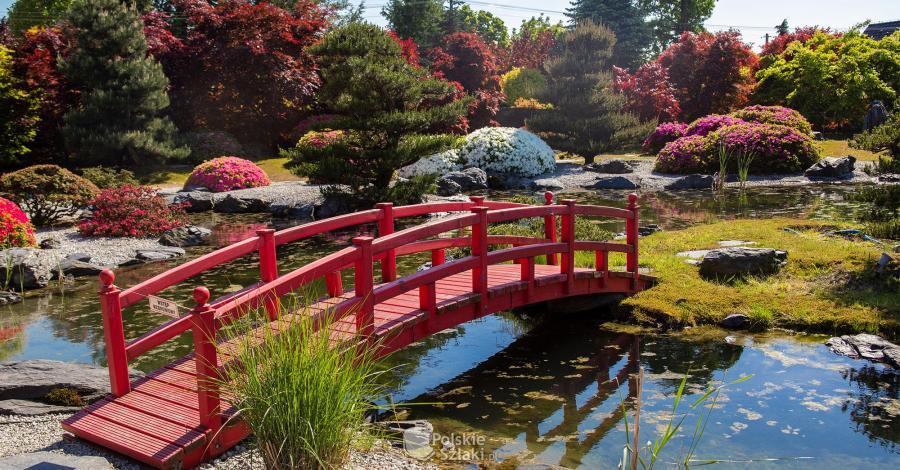Ogród Japoński Pisarzowice - zdjęcie
