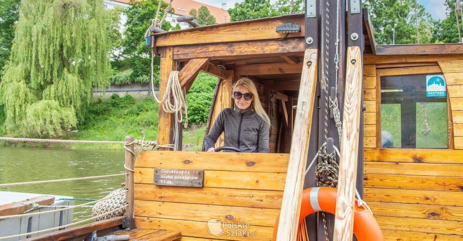 Rejs po Wiśle w Sandomierzu - zdjęcie