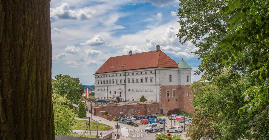 Zamek w Sandomierzu - zdjęcie
