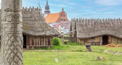 U Słowian i Wikingów na Wolinie - zdjęcie