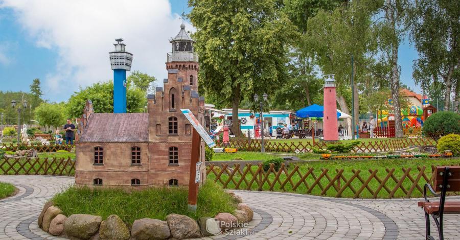 Park Miniatur i Kolejek w Dziwnowie - zdjęcie