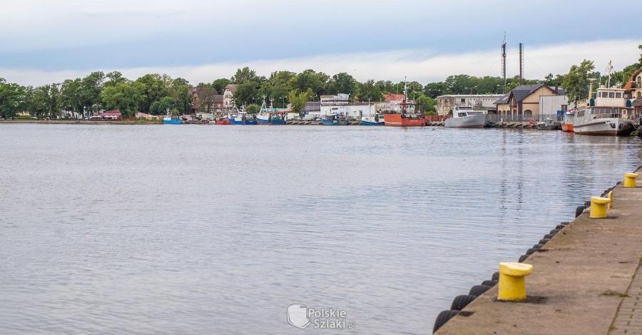 Statki wycieczkowe w Dziwnowie - zdjęcie