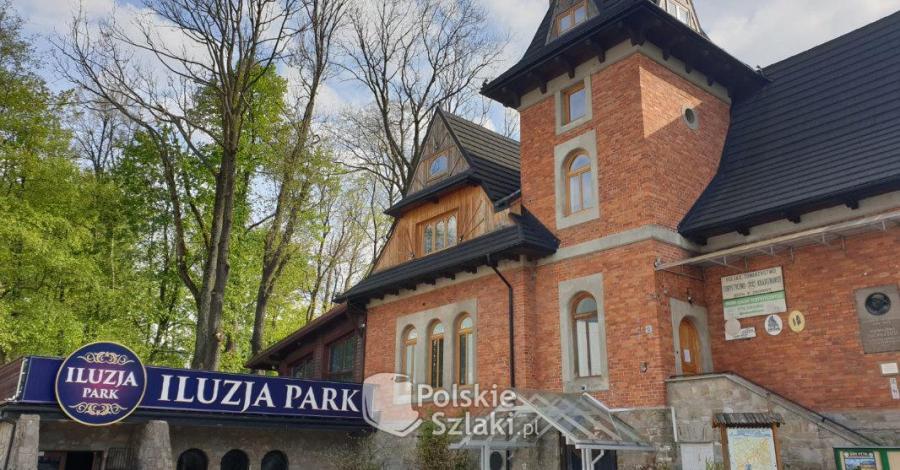 Iluzja Park Zakopane - zdjęcie