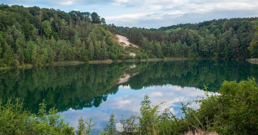 Jezioro Turkusowe w Wapnicy - zdjęcie