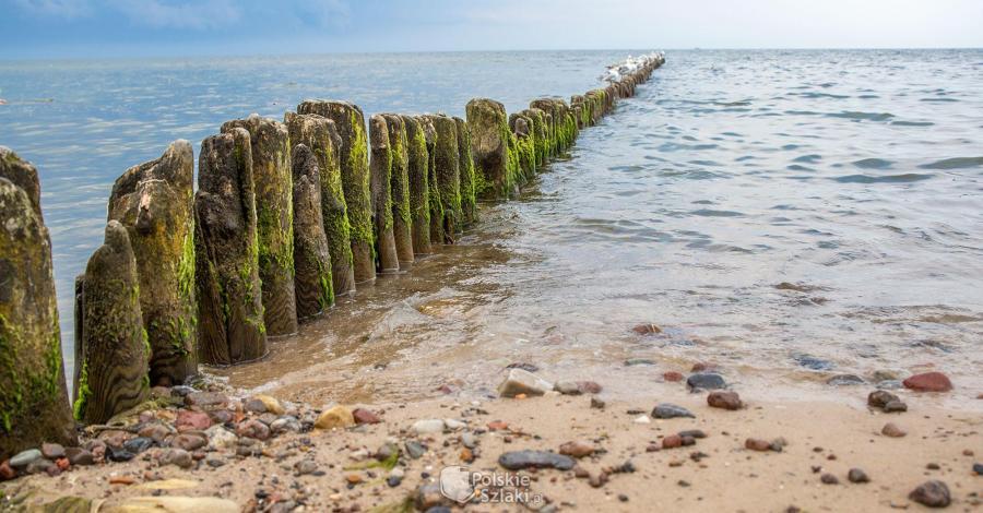 Plaża w Międzyzdrojach - zdjęcie